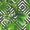 3D Palm Duvar Kagidi