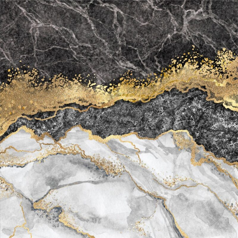 BLACK GOLD MİX marble
