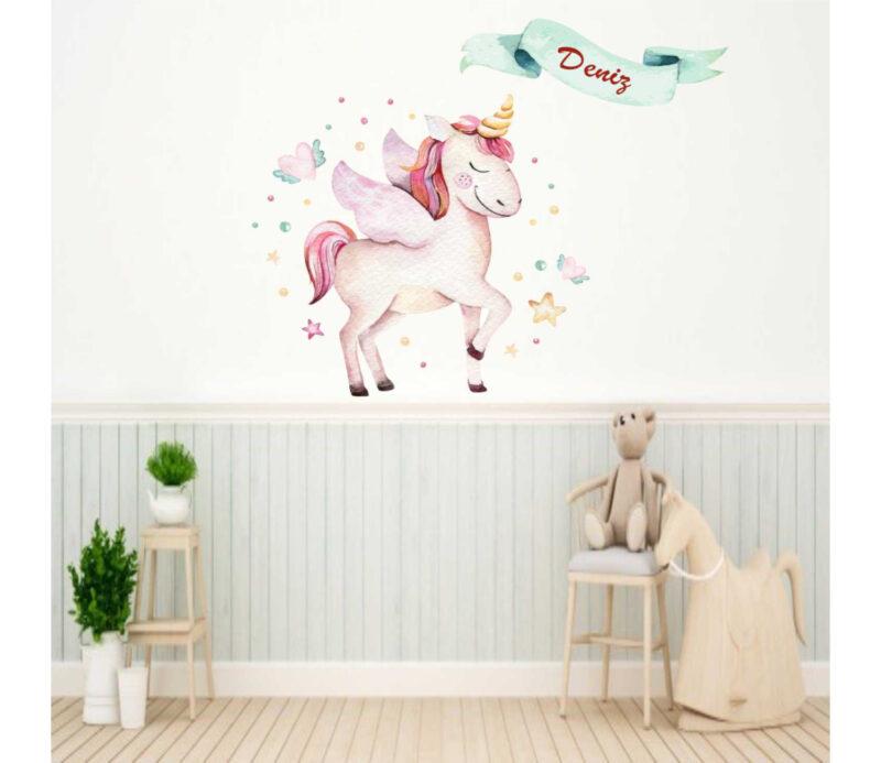 Isimli Unicorn 2