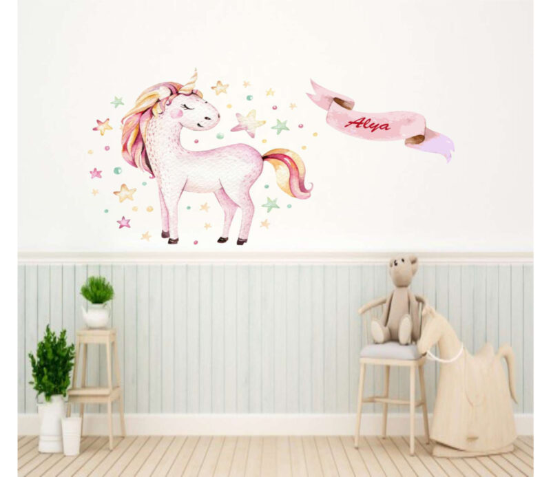 Isimli Unicorn