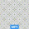Mf 1 Zemin Sticker