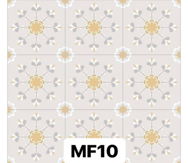 Mf 10 Zemin Sticker