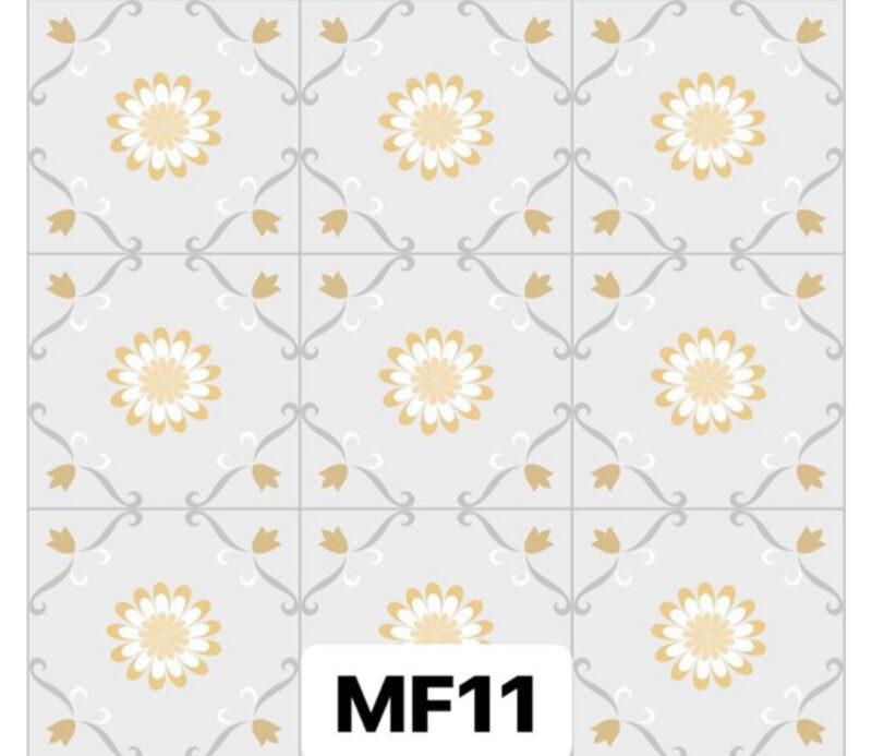 Mf 11 Zemin Sticker