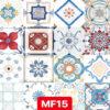 Mf 15 Zemin Sticker