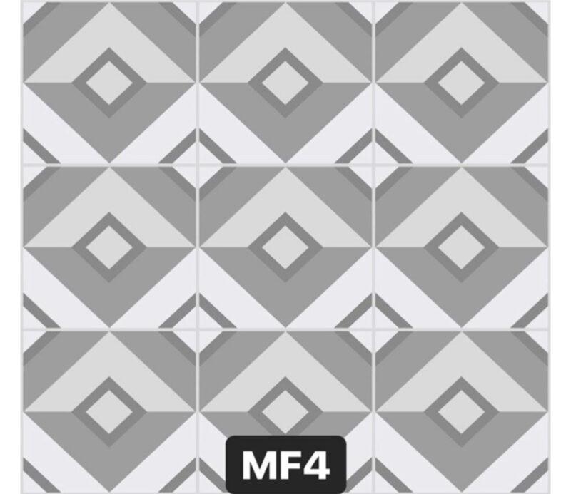 Mf 4 Zemin Sticker