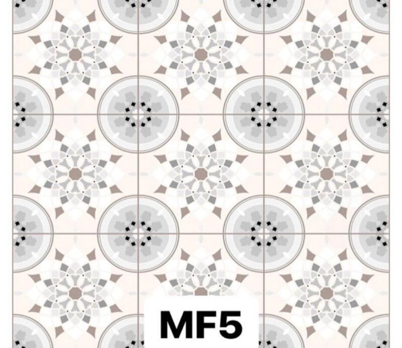 Mf 5 Zemin Sticker