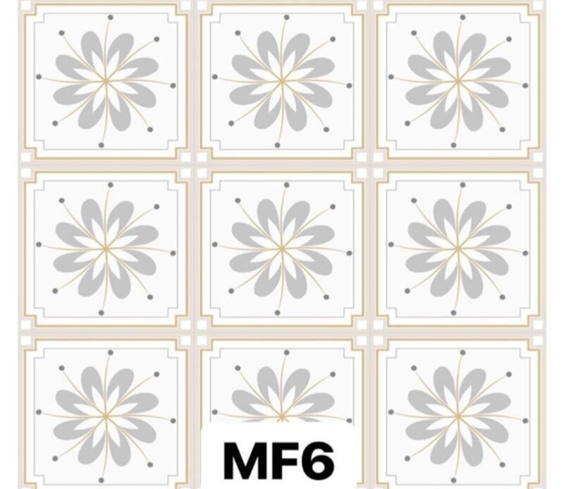 Mf 6 Zemin Sticker
