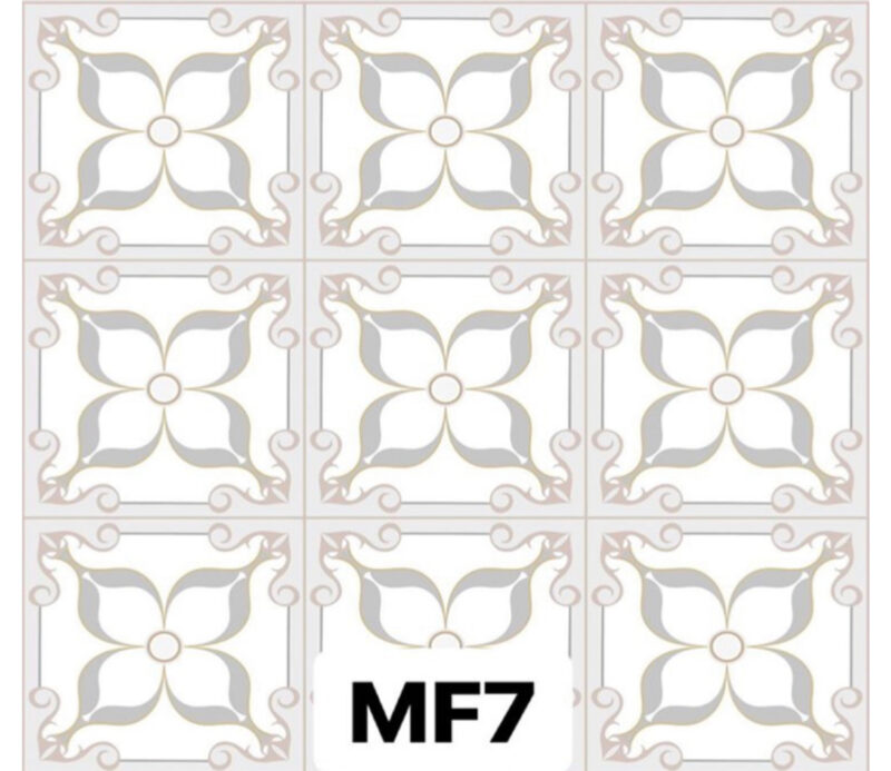 Mf 7 Zemin Sticker