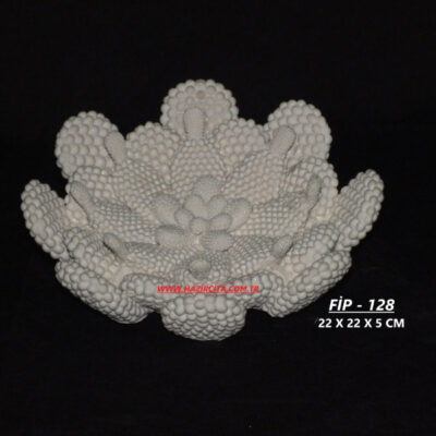 polyester kaktüs mercan